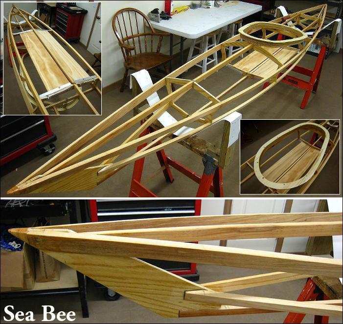 wood sof kayak builders manual homebuilt skin on frame kayaks by thomas yost - Wood Frame Construction Manual